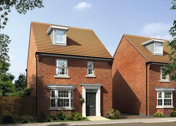 "Thumbnail 4 bed detached house for sale in ""Bayswater"" at Craneshaugh Close, Hexham"
