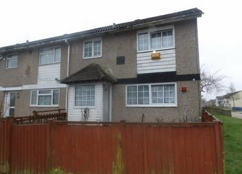 Thumbnail 3 bed end terrace house for sale in Newenden Close, Ashford, Kent, England