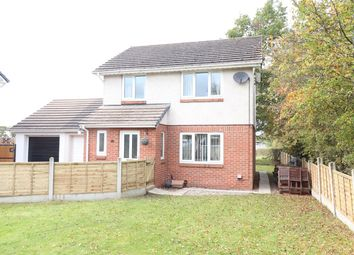 Thumbnail 3 bed detached house for sale in Crindledyke Estate, Kingstown, Carlisle