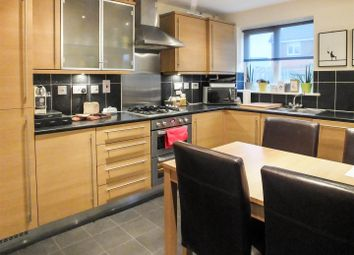 Thumbnail 4 bed town house to rent in Whitley Road, Upper Cambourne, Cambourne, Cambridge