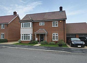 4 bed detached house for sale in Elizabeth Ii Avenue, Berkhamsted HP4