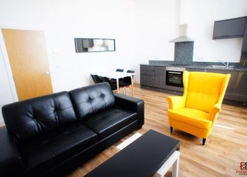 Thumbnail 2 bed flat to rent in F Osborne Terrace, Jesmond, Newcastle Upon Tyne