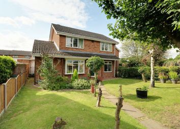 Thumbnail 3 bed detached house for sale in Wrawby Road, Brigg