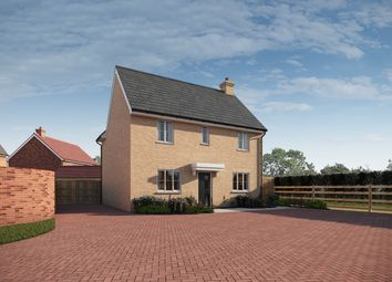 Thumbnail 3 bed detached house for sale in Maple Gardens, Stotfold