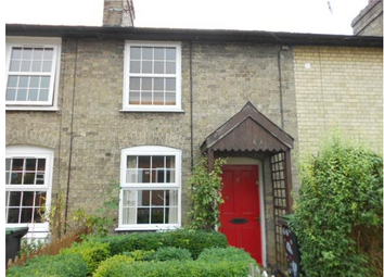 Thumbnail 2 bed terraced house to rent in Walnut Tree Walk, Stowmarket