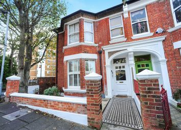 Thumbnail 1 bed flat for sale in Belle Vue Gardens, Brighton