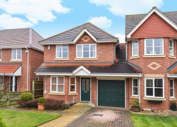Thumbnail 4 bed detached house for sale in Marcham Road, Drayton, Abingdon