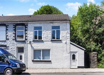 3 bed end terrace house for sale in Ynyshir Road, Ynyshir, Porth CF39