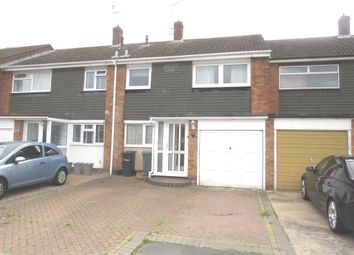 Thumbnail 3 bed terraced house for sale in Stoneleigh Drive, Hoddesdon