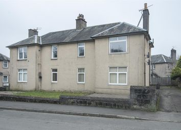 Thumbnail 2 bed flat for sale in Wallace Crescent, Denny