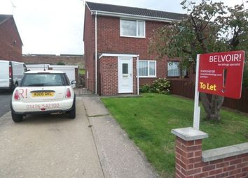 Thumbnail 3 bed semi-detached house to rent in Ninth Avenue, Grantham