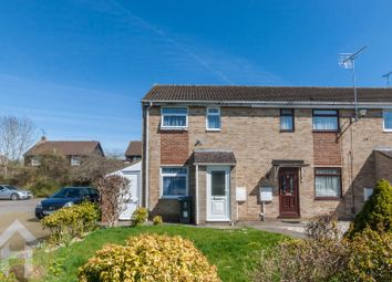 Thumbnail 2 bed end terrace house for sale in Woodchester, Westlea, Swindon