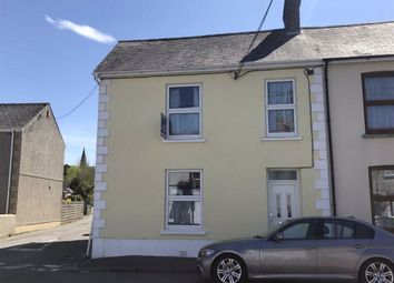 3 bed end terrace house for sale in High Street, Carmarthen SA31