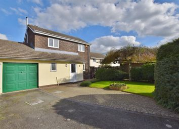 Thumbnail 3 bed detached house for sale in Byron Road, Priory Park, Haverfordwest