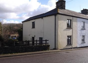 Thumbnail 2 bed semi-detached house for sale in Bridestowe, Okehampton