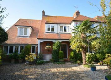 Thumbnail 6 bed property for sale in Kingsgate Avenue, Broadstairs, Kent