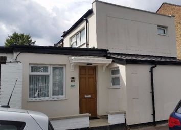 Thumbnail 3 bed flat to rent in Romford Road, Ilford