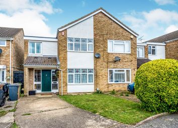 Thumbnail 3 bed semi-detached house for sale in Telscombe Way, Luton