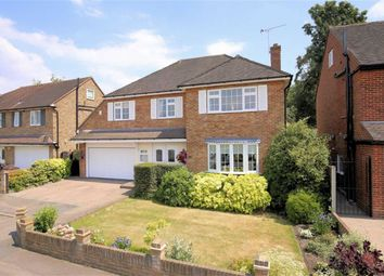 Thumbnail 4 bed detached house for sale in Bancroft Avenue, Buckhurst Hill, Essex