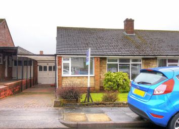 Thumbnail 2 bedroom semi-detached bungalow for sale in Bracknell Gardens, Chapel House, Newcastle Upon Tyne