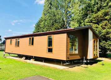 Thumbnail 2 bedroom lodge for sale in Crow Lane, Great Billing
