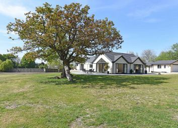 Thumbnail 4 bed detached bungalow for sale in Knowl Hill, Kingsclere, Newbury