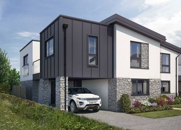 "Thumbnail 4 bed detached house for sale in ""The Crantock"" at Welway, Perranporth"