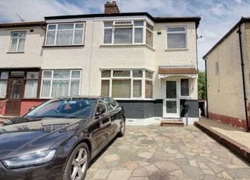 Thumbnail 3 bed end terrace house for sale in Carisbrook Close, Enfield