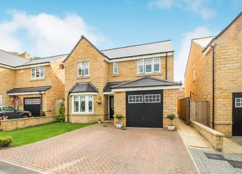 Thumbnail 4 bed detached house for sale in Weavers Vale, Farsley, Pudsey