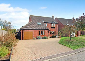 Thumbnail 4 bed detached house for sale in Jenkinson Pightle, Woodton (Close To Hempnall), Bungay