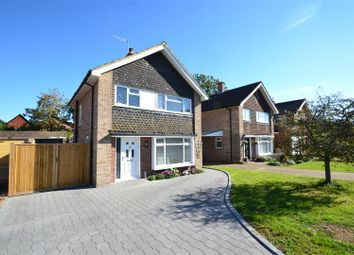 Thumbnail 3 bedroom detached house for sale in Benhams Drive, Horley