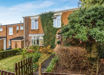 Thumbnail 4 bed end terrace house for sale in Miranda Close, Rubery, Rednal, Birmingham