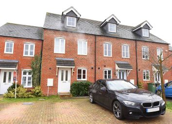 Thumbnail 3 bedroom terraced house to rent in Beckett Gardens, Bramley, Tadley