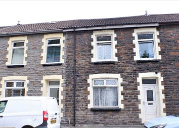 Thumbnail Terraced house for sale in North Road, Porth