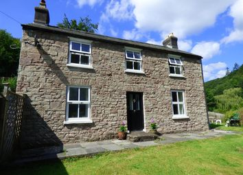 Thumbnail 4 bed detached house to rent in Beech House, Chapel Hill, Tintern, Chepstow