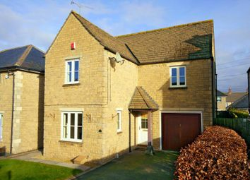 Thumbnail 3 bed detached house to rent in Millennium Way, Cirencester