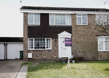 Thumbnail 3 bed semi-detached house for sale in Manor Pound Road, Cheddington