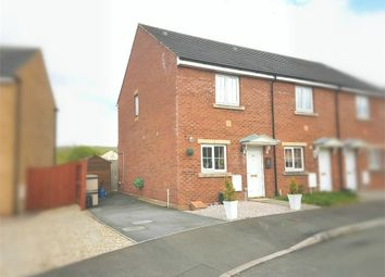 Thumbnail 2 bed semi-detached house for sale in Rhodfa'r Ceffyl, Carway, Kidwelly, Carmarthenshire