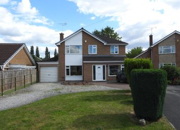 Thumbnail 5 bed detached house for sale in St Peters Avenue, Warsop, Nottinghamshire