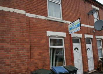 Thumbnail 4 bedroom terraced house for sale in Monks Road, Coventry