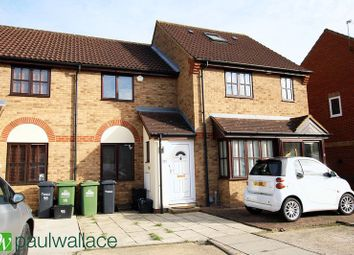 Thumbnail 2 bedroom terraced house for sale in Hollybush Way, Cheshunt, Waltham Cross