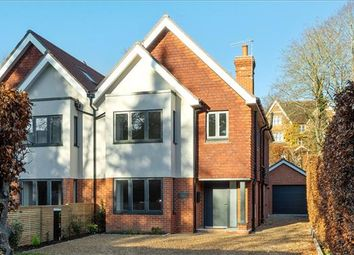 Thumbnail 5 bed property for sale in Chestnut Avenue, Guildford, Surrey