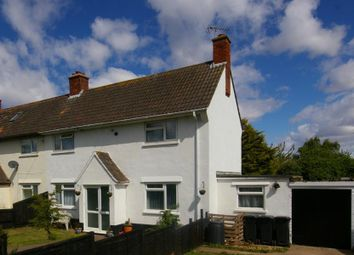 Thumbnail 4 bed semi-detached house for sale in Quarry Road, Washford, Watchet