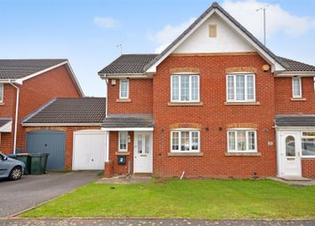 3 bed semi-detached house for sale in Meadowcroft Close, Tile Hill, Coventry CV4