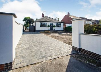 Thumbnail 4 bed detached bungalow for sale in Southwell Road West, Mansfield