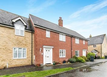 Thumbnail 3 bed terraced house for sale in Meadow Lane, Sudbury