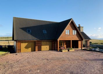 Thumbnail 3 bed detached house for sale in Cunningsburgh, Shetland