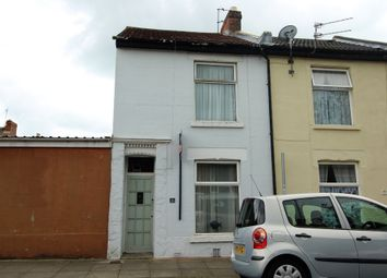 Thumbnail 3 bed end terrace house for sale in Harrow Road, Southsea