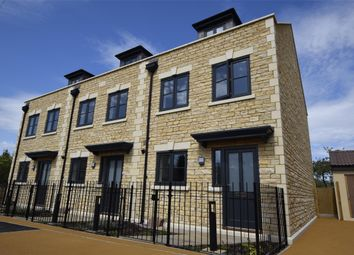 Thumbnail 3 bed end terrace house for sale in Plot 1, The Fosseway, Wellsway, Bath, Somerset