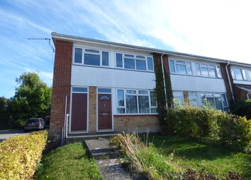 Thumbnail 3 bed end terrace house for sale in Highlands Road, Andover
